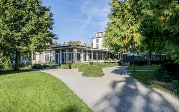 Hotel circondato dalla natura tra il lago di Costanza e Zurigo
