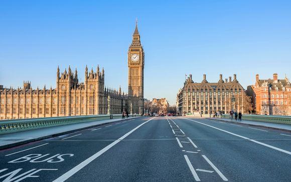 Soggiornare in pieno centro a Londra