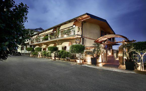 L'Hotel Rocca della Sena 4*