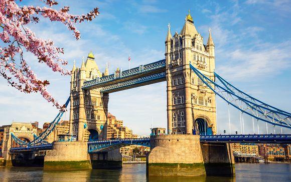 City break d'eleganza a pochi passi dalla Torre di Londra