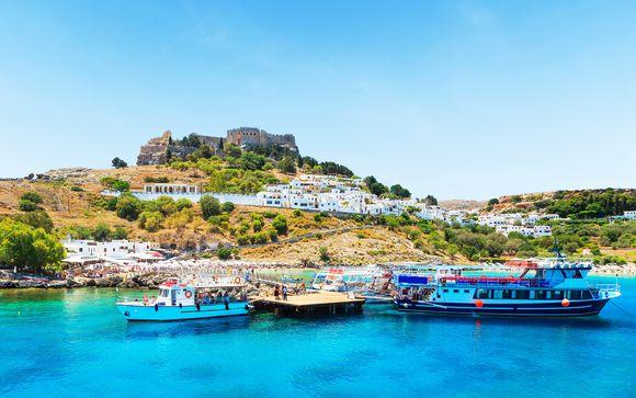 Rodas, en Grecia, te espera