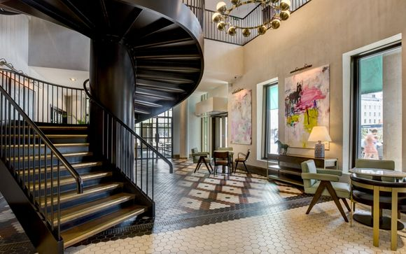 Clayton Hotel Cambridge 4*