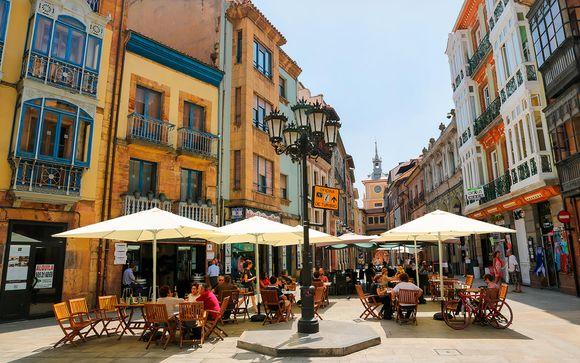 Oviedo, en Asturias, te espera