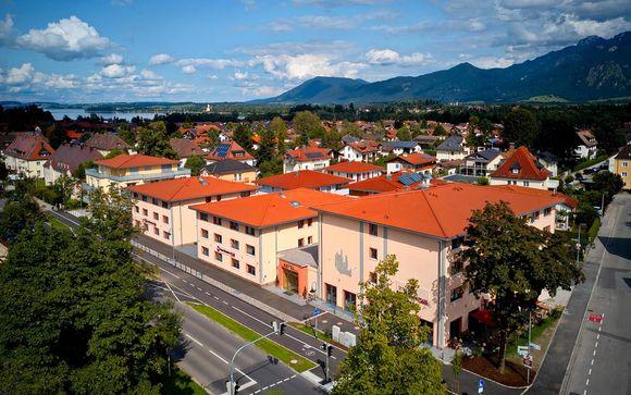 Best Western Plus Hotel Füssen 4*