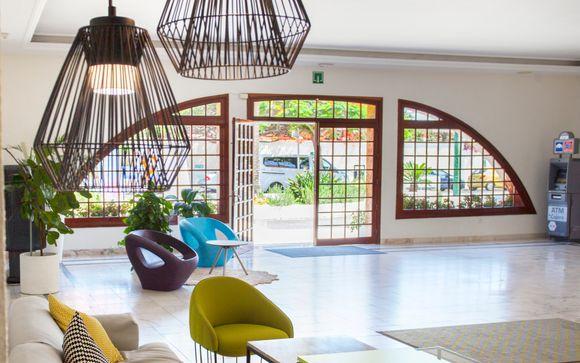 Poussez les portes de l'hôtel Coral Teide Mar