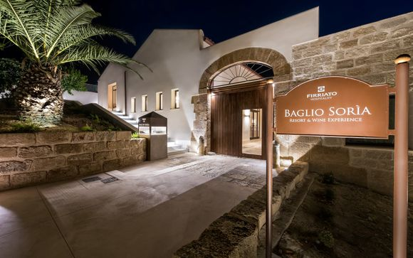 Baglio Soria Resort & Wine Experience 4*