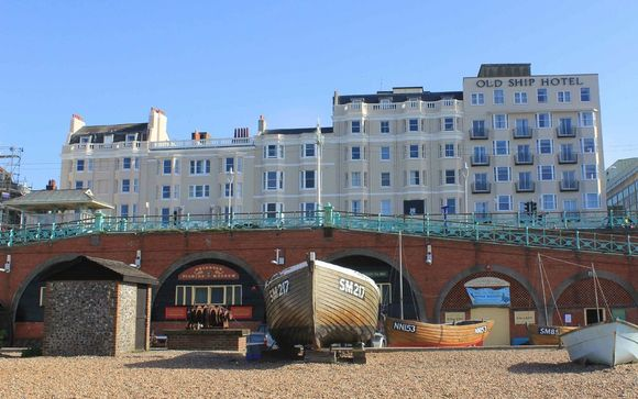 The Old Ship Hotel 4*
