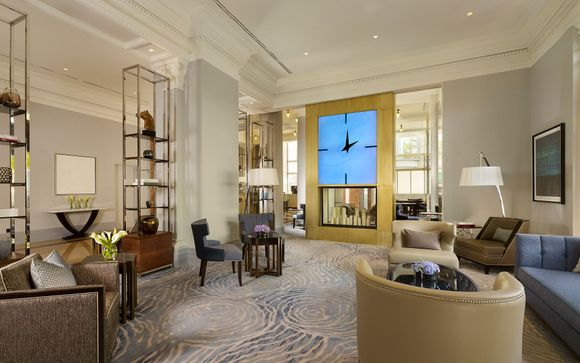 The Ritz Carlton Budapest 5*