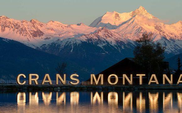 Alla scoperta di Crans Montana