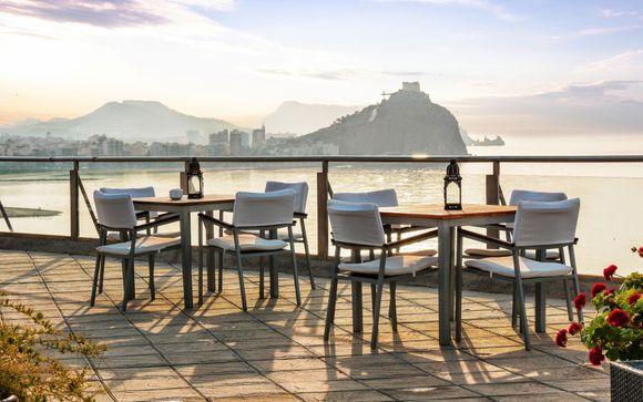 Hotel Puerto Juan Montiel Spa & Base Náutica 4*
