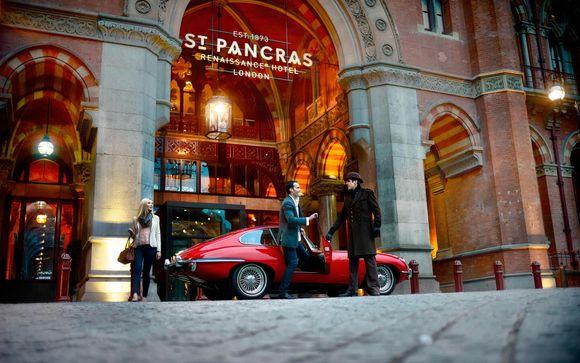 St. Pancras Renaissance Hotel London 5*