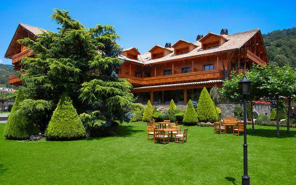 Hotel Grèvol Spa & Wellness 4*
