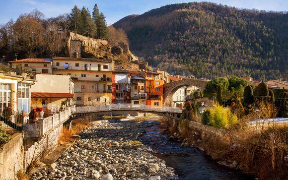Camprodón, en los Pirineos catalanes, te espera