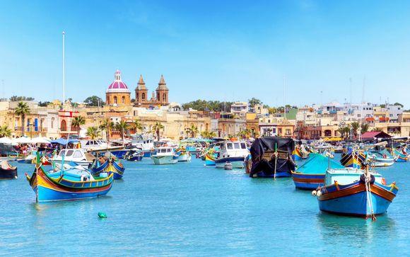 Un gioiello nel Mare Mediterraneo