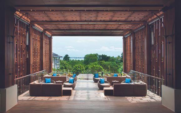 Poussez les portes du Mövenpick Resort & Spa 5* à Jimbaran