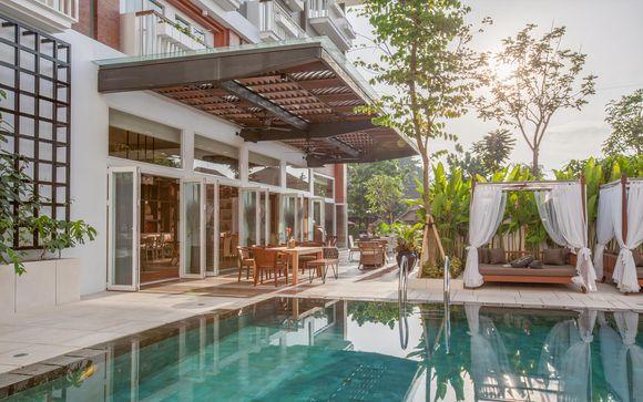 Maison Aurelia Sanur, Bali by Préférence 4*