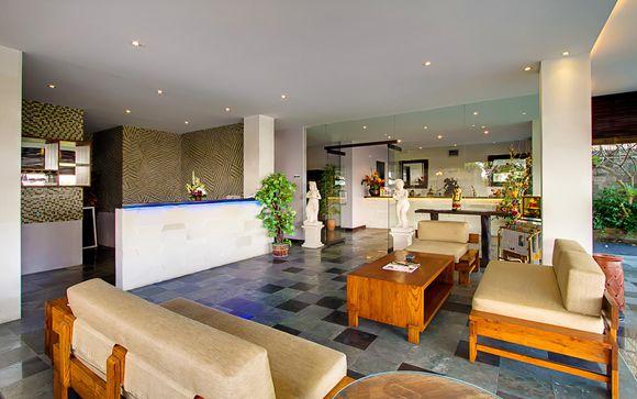 Poussez les portes de l'hôtel The Lokha Umala Villas & Spa 4*