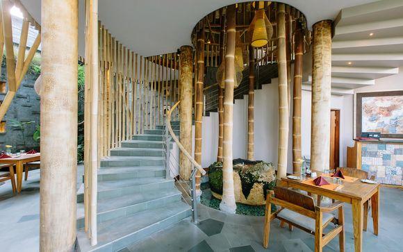 Poussez les portes du Tejaprana Resort & Spa 4* à Ubud