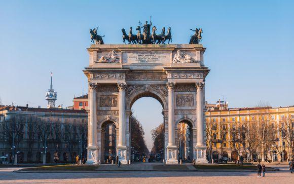 Willkommen in Mailand