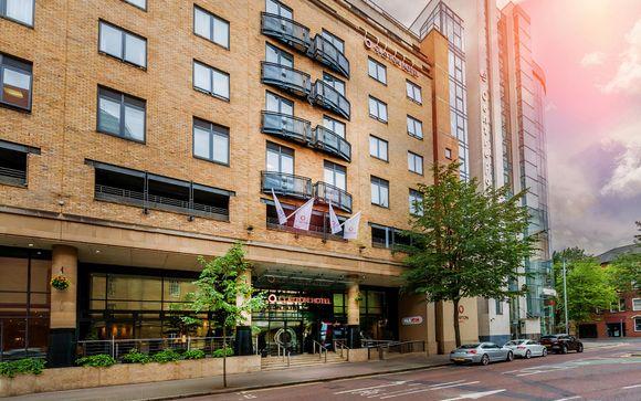 Clayton Hotel Belfast 4*