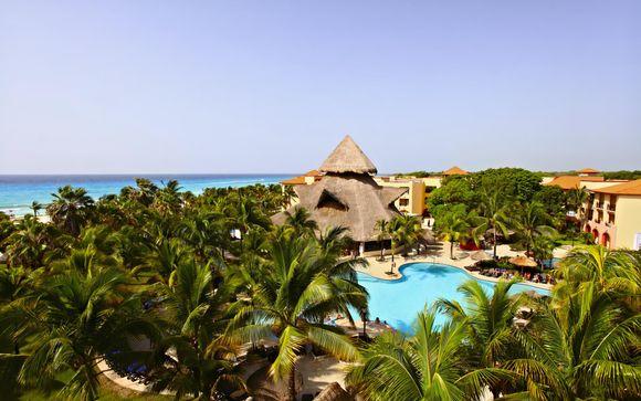 Hotel Sandos Playacar Beach Resort 5*