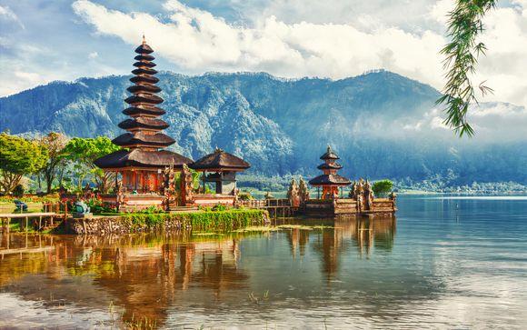 Willkommen... auf Bali!