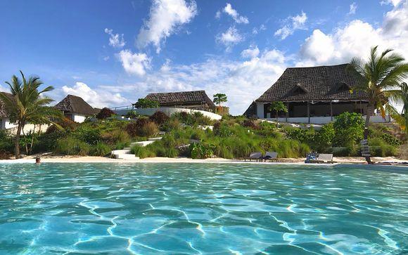 Zanbluu Beach Hotel 4*
