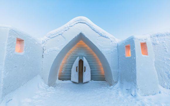 L'Arctic SnowHotel & Glass Igloos