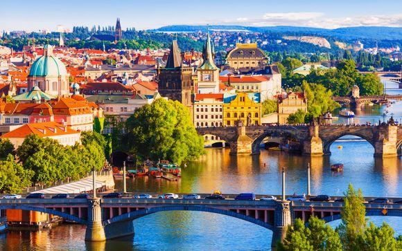 Soggiorno in una delle più affascinanti capitali europee