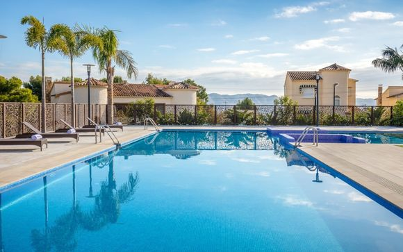 Appartamenti spaziosi sotto il sole di Alicante con mezza pensione