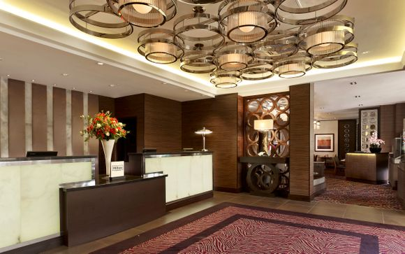 DoubleTree by Hilton Hotel Victoria London