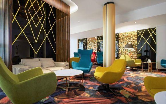 L'INX Design Hotel 4*