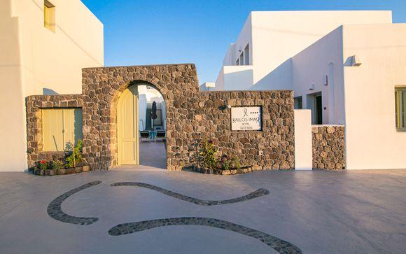 Hotel Kallos Imar 4*