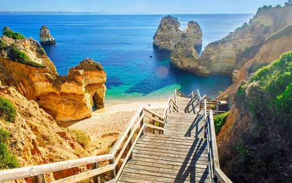 Lagos, en Algarve, te espera