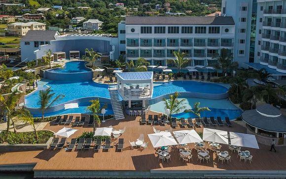 Harbor Club St. Lucia Curio Collection by Hilton 4*