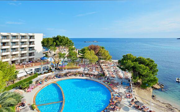 Soggiorno a Ibiza in splendido hotel 4* fronte mare