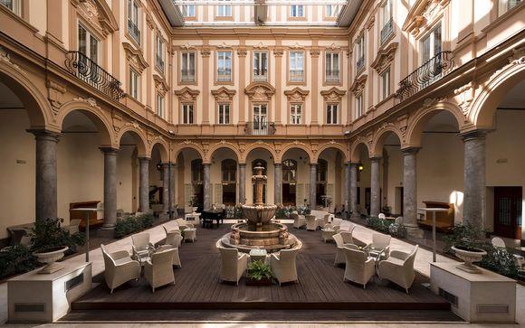 Il Grand Hotel Piazza Borsa