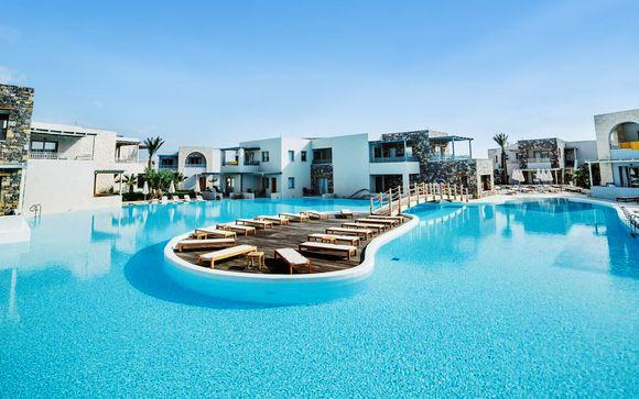 Relax in 5* per una fuga a Creta All Inclusive