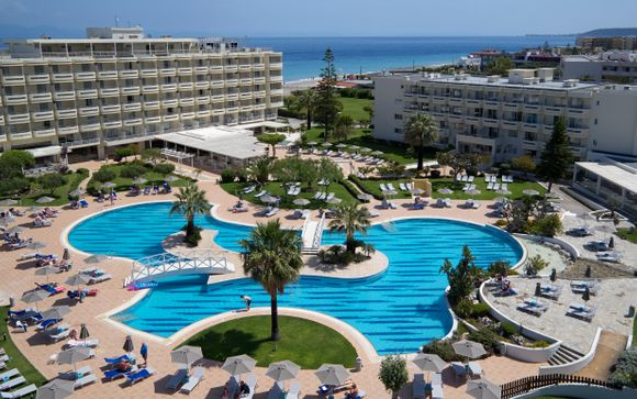 Electra Palace Hotel Rhodes