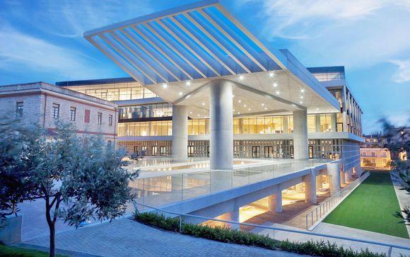 Il Crowne Plaza Athens