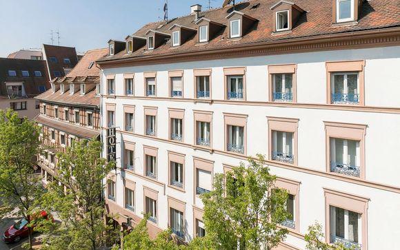 Poussez les portes de l'hôtel de l'Europe 4*