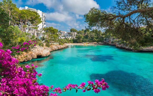 Cala D'Or, en Mallorca, te espera