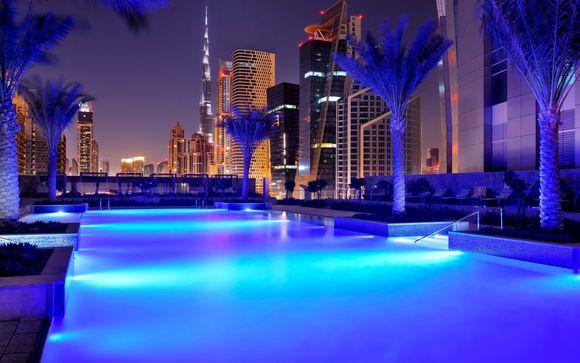 Poussez les portes du JW Marriott Marquis Dubai 5*