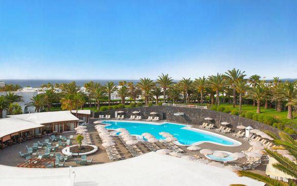 Resort All Inclusive a pochi passi dalla spiaggia di Playa Pocillos