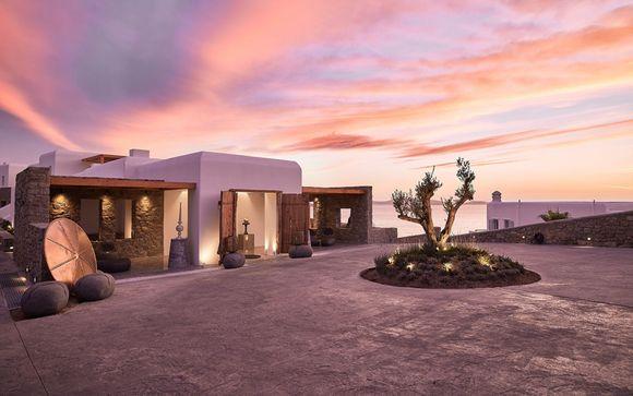 Amazon Mykonos Resort & Spa 5*