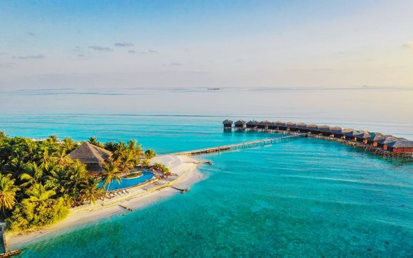 All Inclusive in una villa su spiaggia paradisiaca