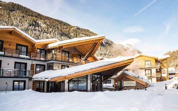 Tra sport e relax ai piedi del Monte Bianco