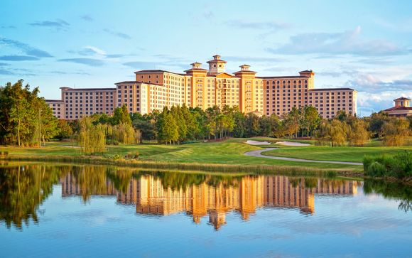 Hotel di charme con posizione strategica vicino all'Universal Boulevard