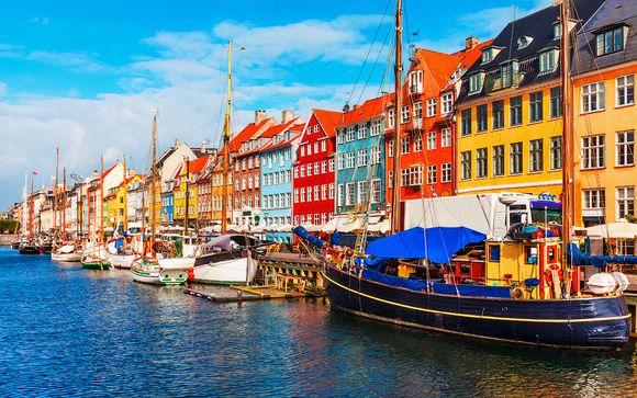 Alla scoperta di Copenhagen