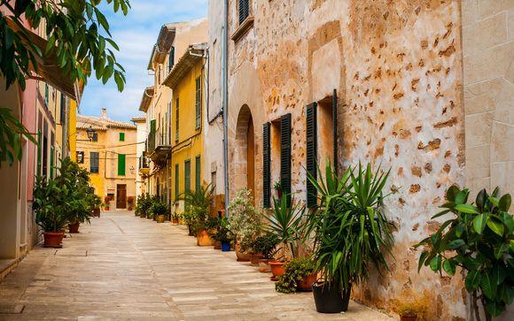 Alcudia, en Mallorca, te espera